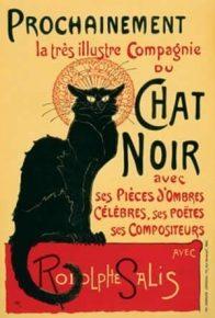 Steinlen y Le Chat Noir