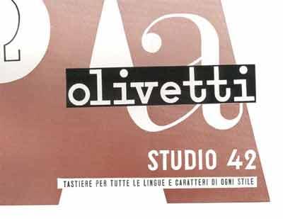 1939 Studio 42 Xanti Schawinsky