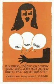 Afiches de Saul Bass
