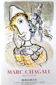 Marc Chagall, carteles