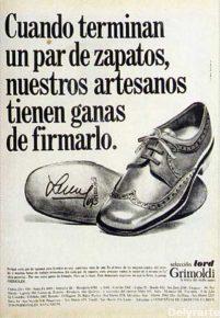 Afiches siglo xx Argentina sobre comercios