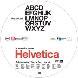 Helveticadvd