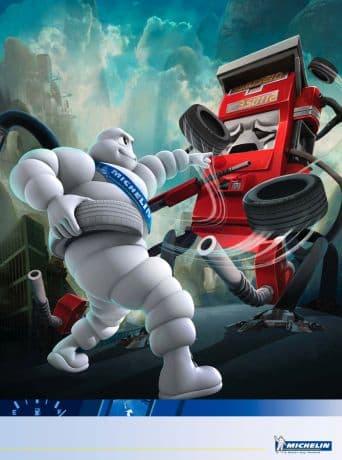 Michelin-Print