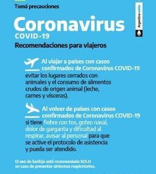 covit-19 argentia