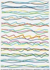 Niklaus Troxler diseño, jazz y psicodelia
