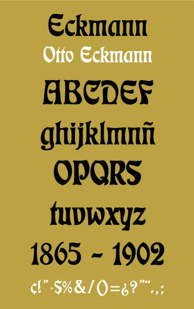 otto eckmann